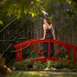 girl on a red bridge11738-52-