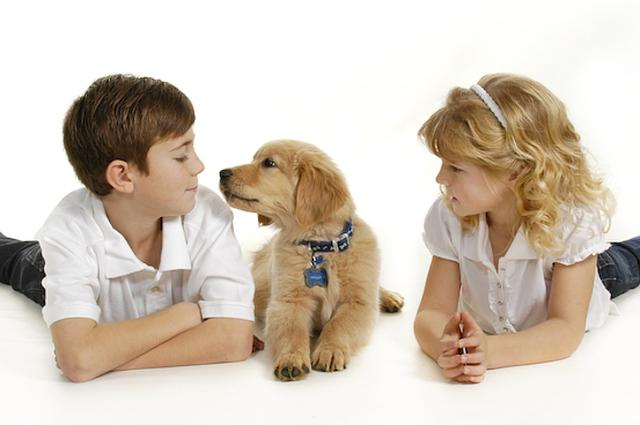 children_pets_family